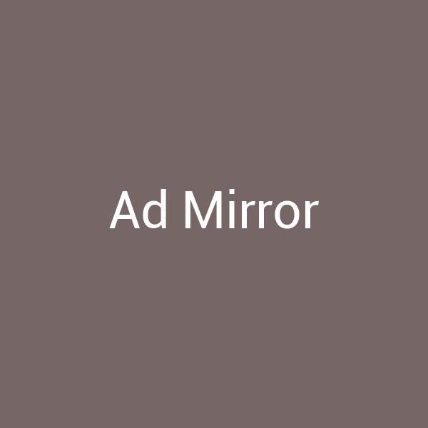 Ad Mirror