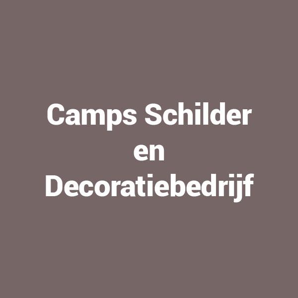 Camps Schilder en Decoratiebedrijf