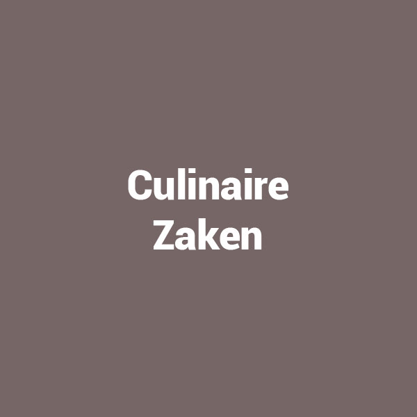Culinaire Zaken