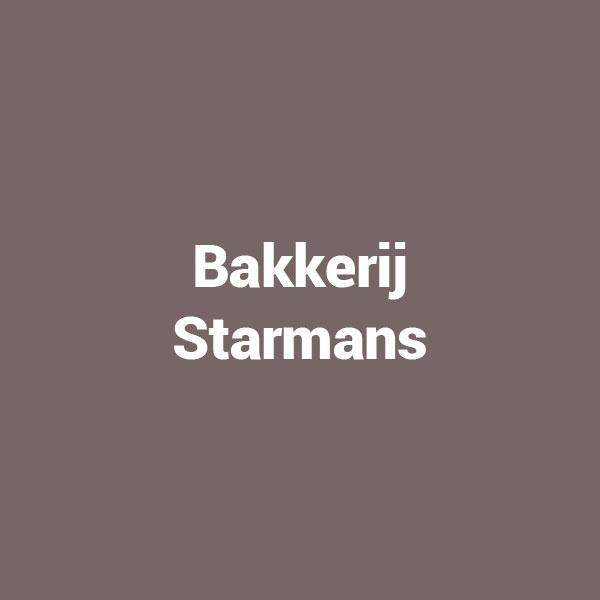 Bakkerij Starmans