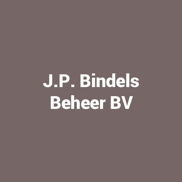 J.P. Bindels Beheer BV