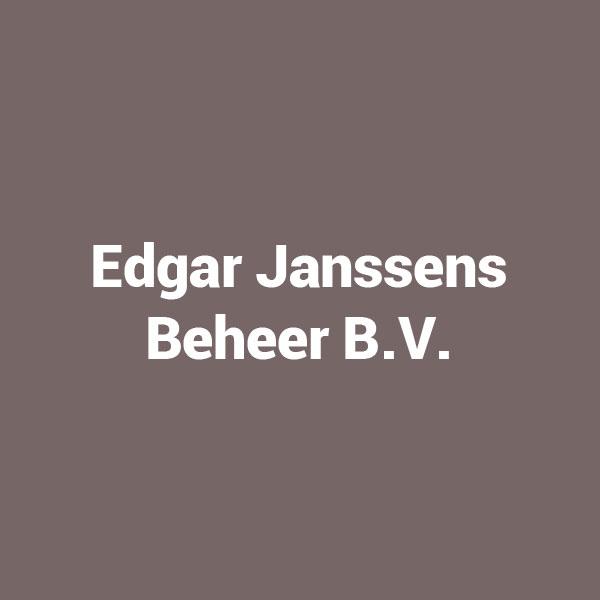 Edgar Janssens Beheer B.V.