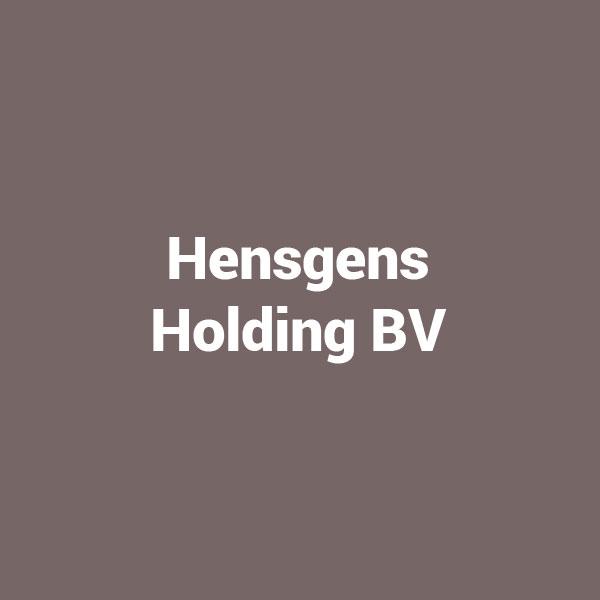 Hensgens Holding BV