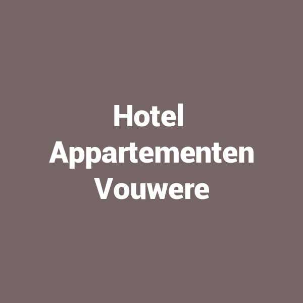 Hotel Appartementen Vouwere