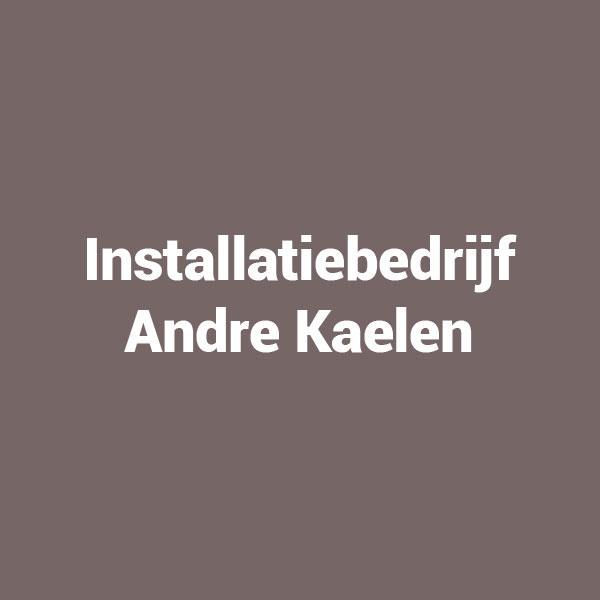 Installatiebedrijf Andre Kaelen