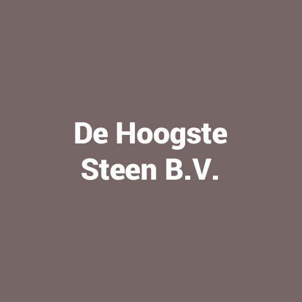 De Hoogste Steen B.V.