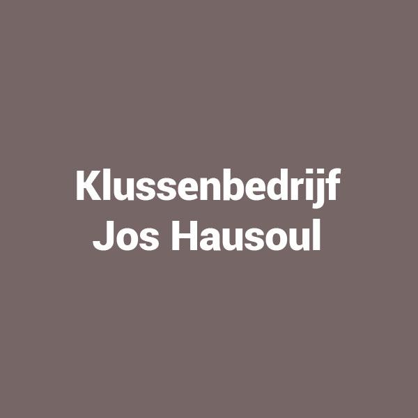 Klussenbedrijf Jos Hausoul