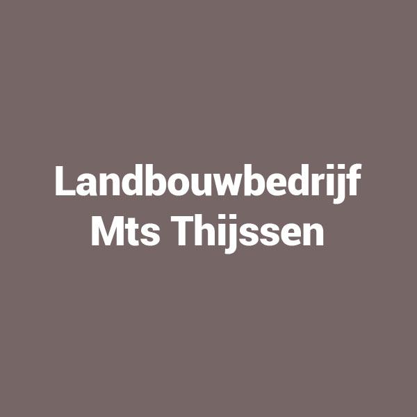 Landbouwbedrijf Thijssen