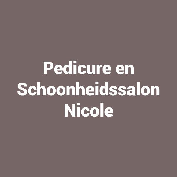 Pedicure en Schoonheidssalon Nicole