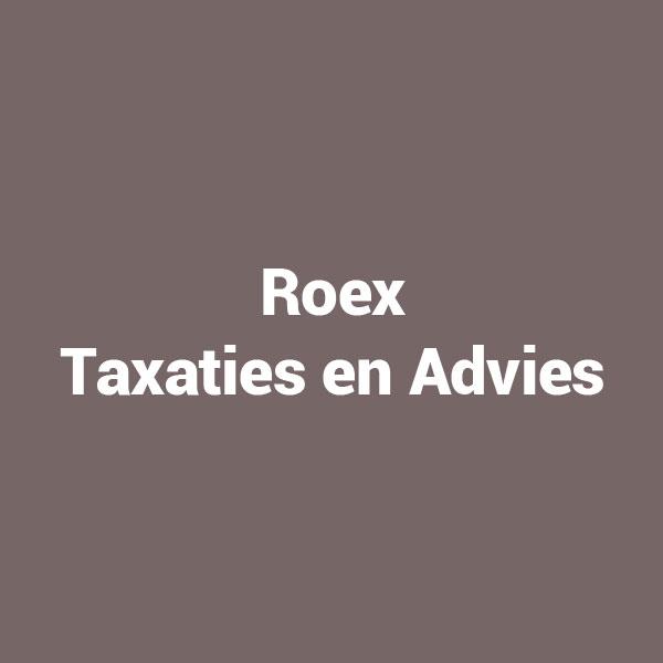 Roex Taxaties en Advies