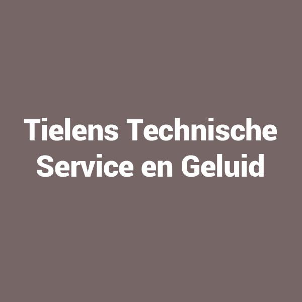 Tielens Technische Service en Geluid