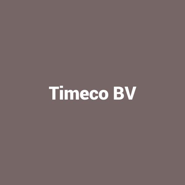 Timeco BV