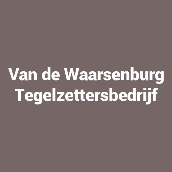 Tegelzettersbedrijf Van de Waarsenburg