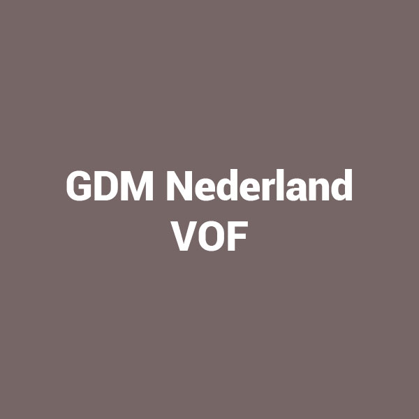 GDM Nederland VOF