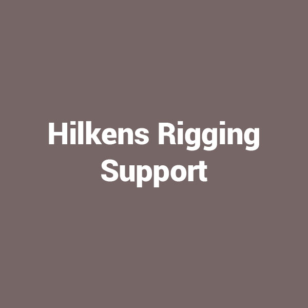 Hilkens Rigging Support