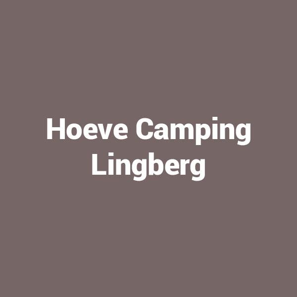 Hoeve Camping Lingberg