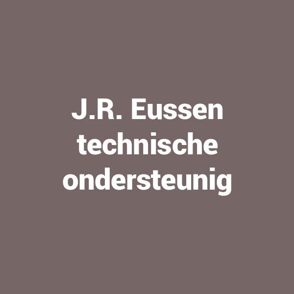 J.R. Eussen technische ondersteunig