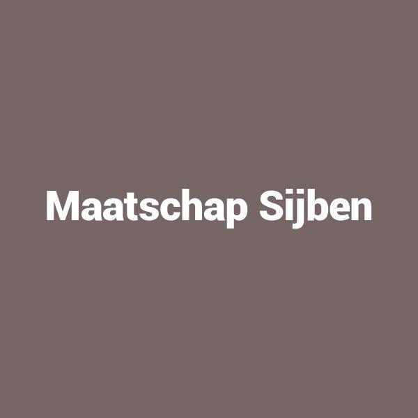 Maatschap Sijben
