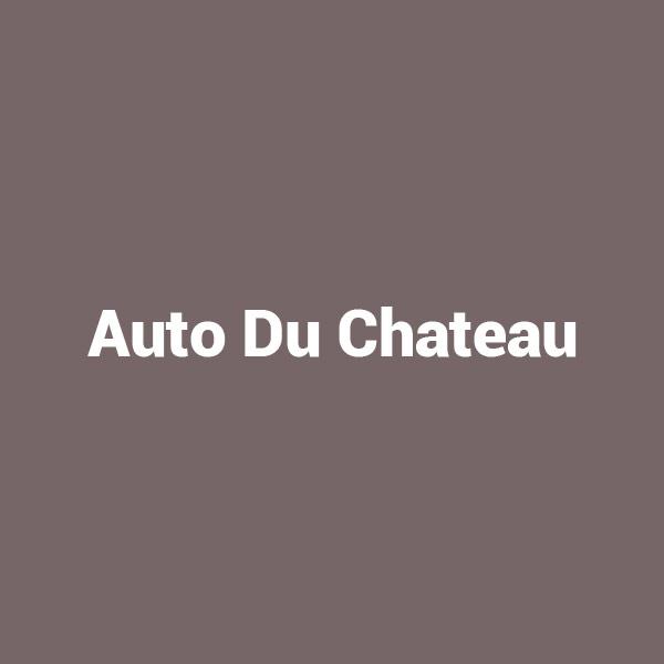 Auto Du Chateau