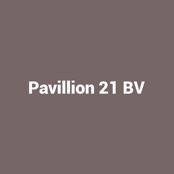 Pavillion 21 BV