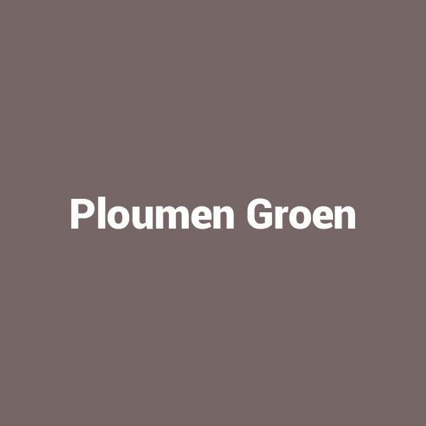 Ploumen Groen