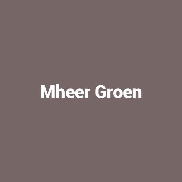 Mheer Groen