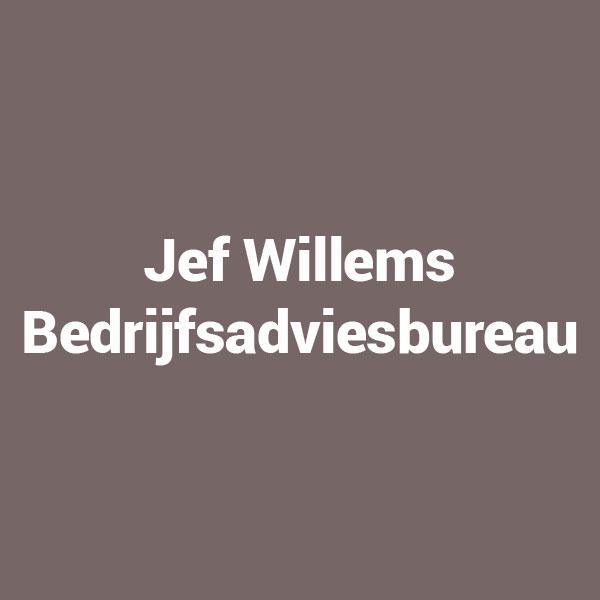 Jef Willems bedrijfsadviesbureau