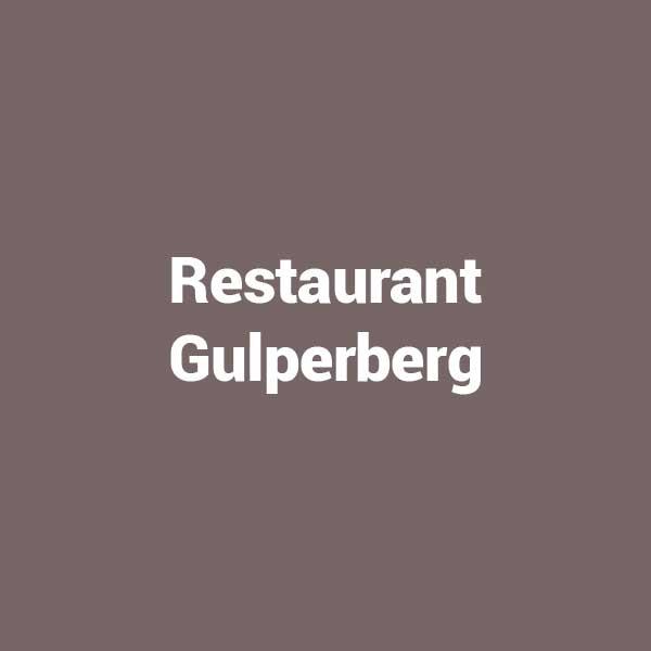 Restaurant Gulperberg