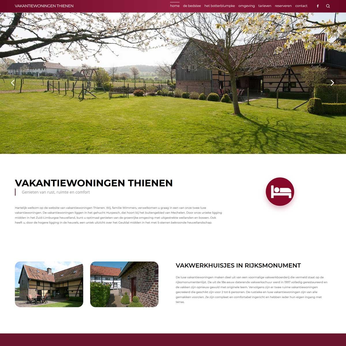 Vakantiewoningen Thienen